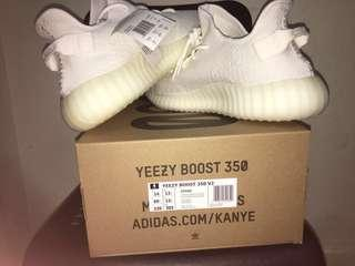 WTS/WTT Yeezy Boost 350 V2 Cream White(Rare size) US 14