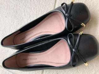 (Preloved) 99% New Maud Frizon leather ballet