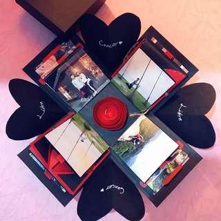 超精緻禮物盒