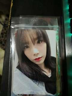 Want to trade WTT taeyeon my voice deluxe edition pc