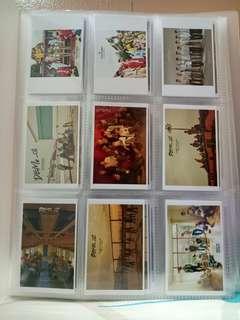 PENTAGON CONCEPT PHOTO LOMO CARD