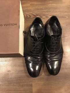 LV 皮鞋