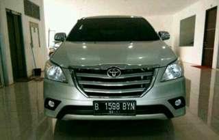 Toyota Innova G 2.0 AT 2014