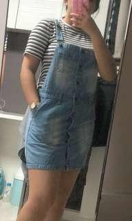 Rok kodok jeans