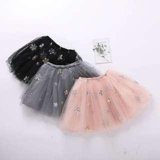 Little Kid Tutu Skirt - DES541  Size: 90cm, 100cm, 110cm, 120cm, 130cm, 140cm  Color: as attach photo