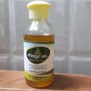 Magic Oil Rheumatic Pain Relief Oil