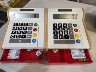 IKEA Wooden Cash Register (2018 xmas gift)