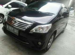 Toyota Innova V 2.0 AT 2013