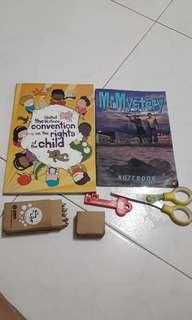 #blessing random stationery / give away