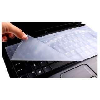 "Laptop Keyboard Silicon Protector/Cover [Size:13""~14"", 15''~17""]"
