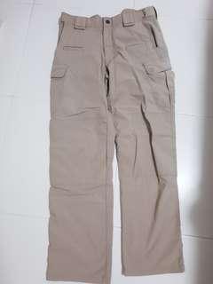 5.11 kaki pants
