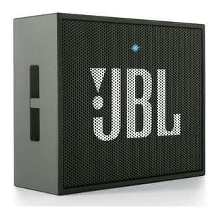 JBL GO Portame Wireless Bluetooth Speaker