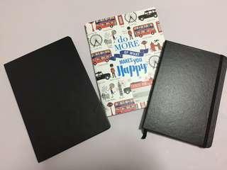 Sketch book & Journals