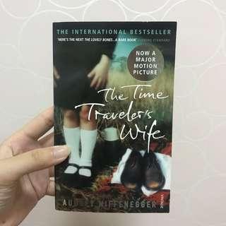 🍃 the time traveler's wife novel