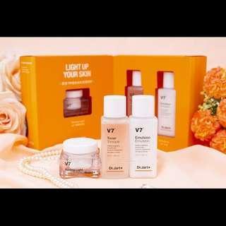 🚚 Dr. Jark+ V7 Vitamin Solution Special Kit Set