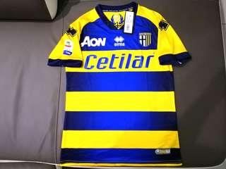(New) Original Errea Parma Calcio Away Jersey 18/19