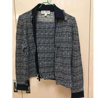 St. John 外套及裙 套裝