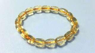 [CNY Sale] Citrine bracelet for sale