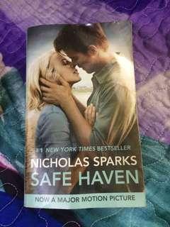 Preloved book: Safe Haven