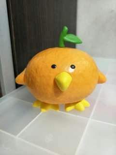 🚚 全家熱帶水果鳥 橘子款 黑袋子未拆