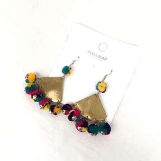 PULL&BEAR - Bohemian Candy Earrings