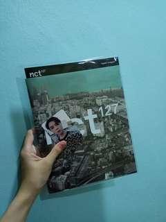 NCT 127 REGULAR-IRREGULAR ALBUM Johnny PC