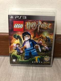 PS3 LEGO Harry Potter