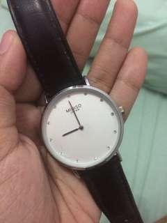 Miniso watch look a like DW