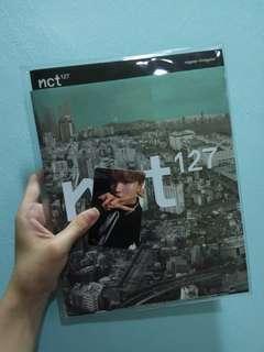 NCT 127 REGULAR-IRREGULAR ALBUM Haechan pc