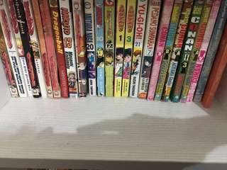 Mix Manga komik (malay)