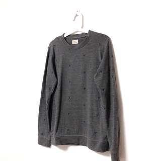 Selected Homme Heritage Grey Pullover Jumper Sweater