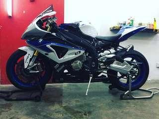 BMW Hp4 Competition 2014