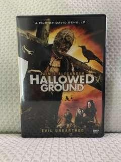 $15 Hallowed Ground DVD movie
