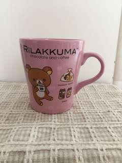 🚚 拉拉熊馬克杯