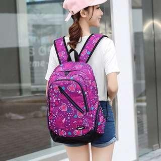 korea style backpack