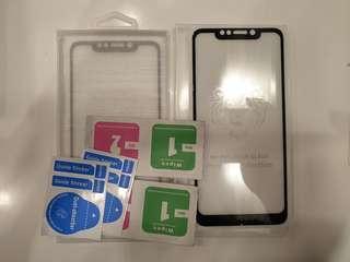 Xiaomi Pocophone f1 Tempered glass full