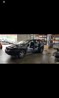 Scrap car wanted/LTA ESA Agent