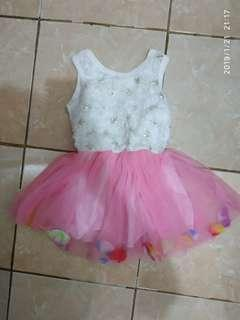 Party dress import baby girl