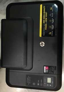 HP Deskjet Ink Advantage 2515 (Faulty)