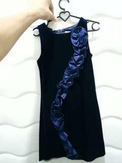 Dress formal anak 5y