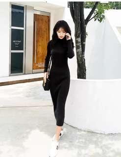 🚚 長款針織裙