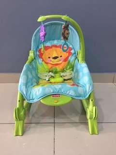Fisher Price Newborn-to-Toddler Rocker