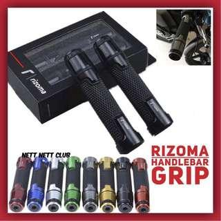 *NEW!* - Rizoma High Quality Handlebar Grip / Handlebars Grip / Throttle Grip / #SpringCleanAndCarousell