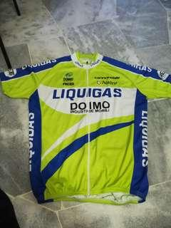 XL-Cycling Jersey - liquid gas