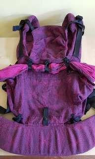 Emeibaby full wrap conversion Carrier from new born