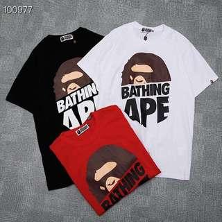 Tshirt Bape a bathing ape 19SS