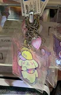 包平郵 : 日本版 布甸狗 鎖匙扣