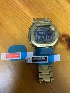 Casio G-SHOCK GWM-5000 保護貼