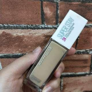 🚚 Maybelline super stay 120內斂