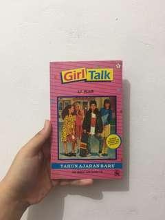 Girl Talk L.E Blair Vol.1 Tahun Ajaran Baru